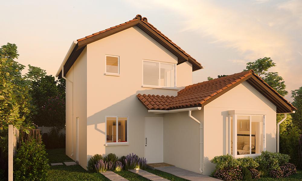 Casa Castaño Fachada